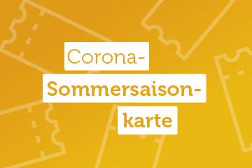 Corona Sommersaisonkarte