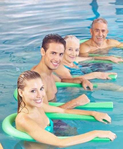 WasserGymnastik (30 min.)