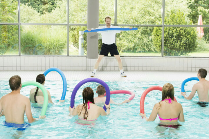 Basisausbildung AquaFitness Trainer