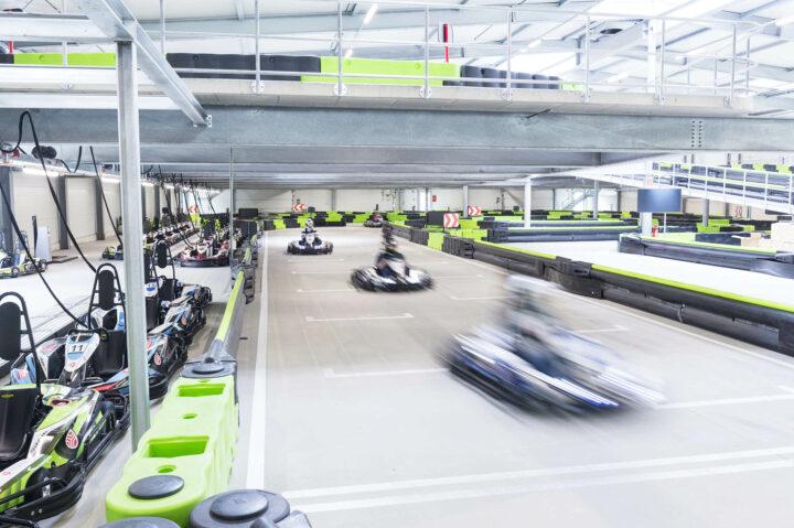 X-Force Sports Club Race